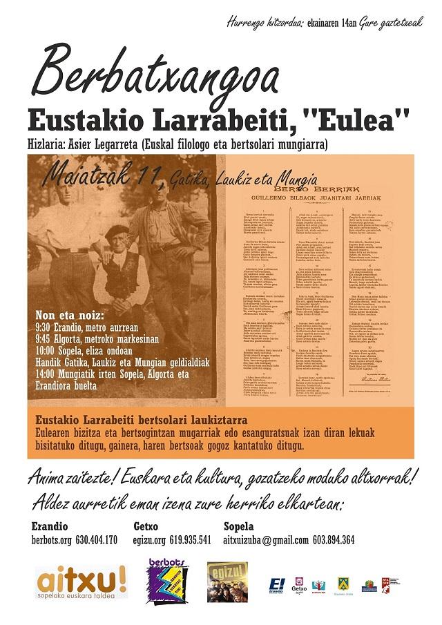 Berbatxangoa: Eustakio Eulea