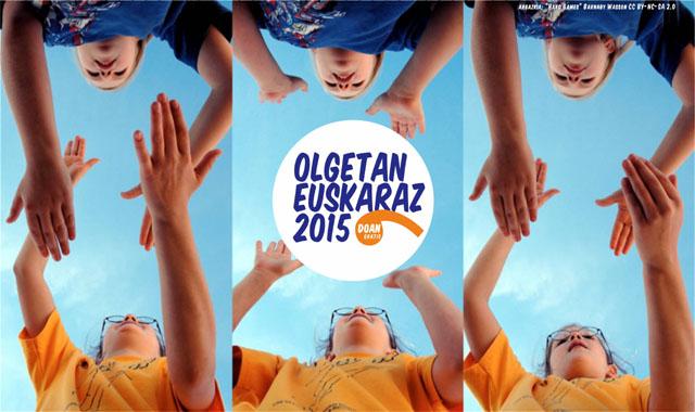 "Olgetan euskaraz taldeak / argazkia: ""Hand Games"" Barnaby Wasson CC BY-NC-SA 2.0"