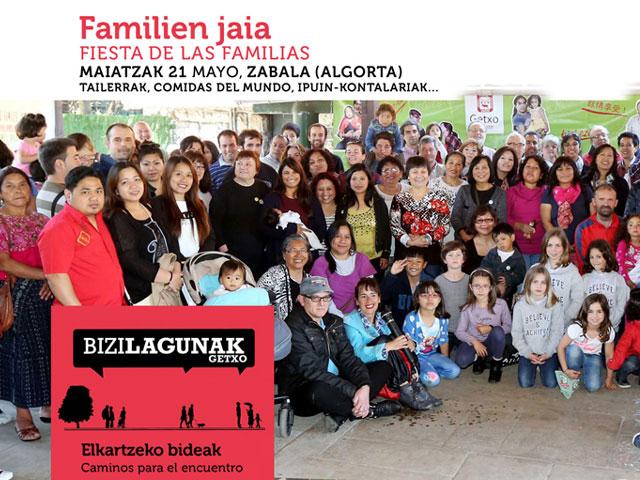 Bizilagunak: Familien Jaia