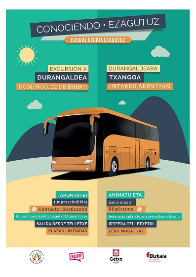 Durangaldera bisita: herriko kultura eta historia