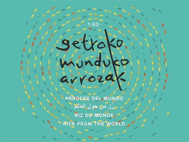 Getxoko Munduko Arrozak irailaren 16an San Nikolas plazan
